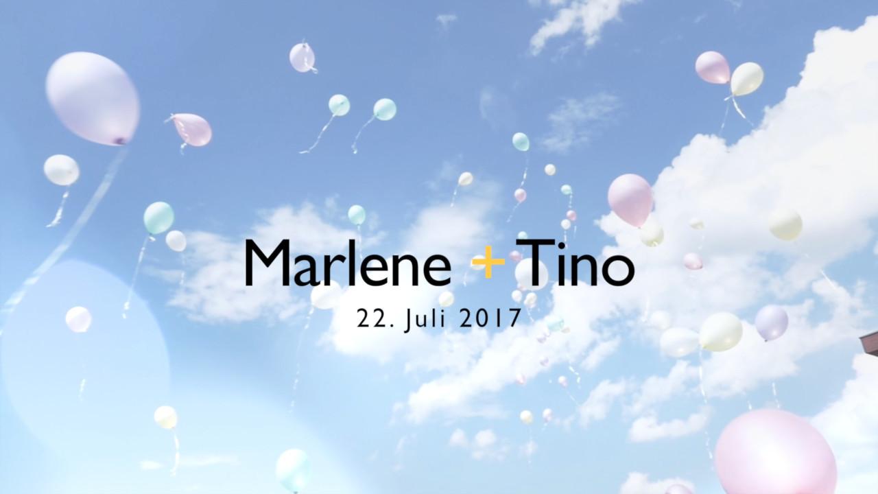 Marlene + Tino